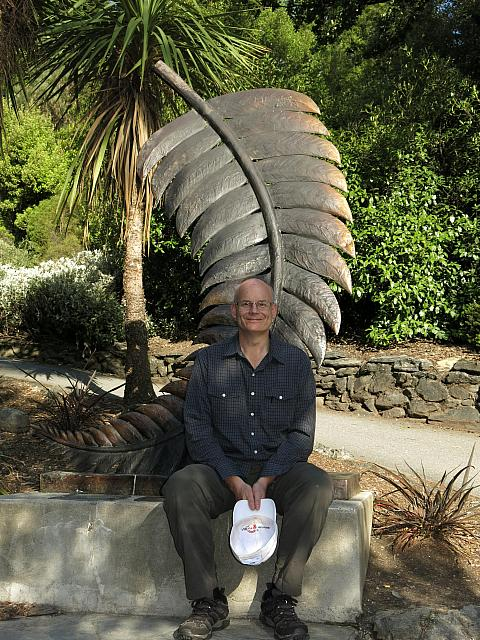 Chris and the Silver Fern