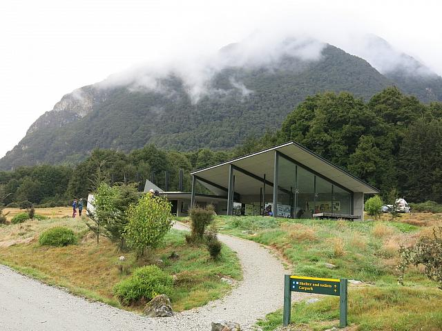 Routeburn Shelter