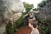 Matthew and a Giant Troll